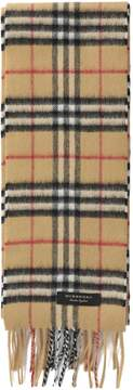 Burberry Long Vintage Scarf