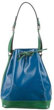 Louis Vuitton Epi Noe Bucket GM - BLUE - STYLE