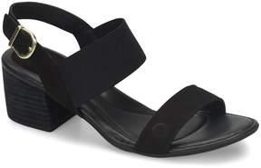 Børn Opal Stretch Block Heel Sandals