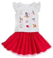 Disney Snow White Top and Skirt Set for Girls
