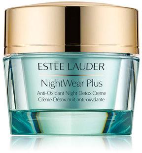 Estée Lauder NightWear Plus Anti-Oxidant Night Detox Crè;me, 1.7 oz.