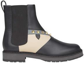 Fendi studded chelsea boots
