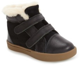 UGG Toddler Rennon High Top Sneaker