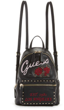 GUESS Urban Sport Leeza Studded Small Backpack