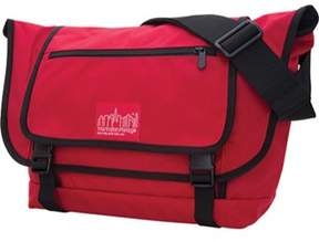 Manhattan Portage Unisex Willoughby Messenger Bag.