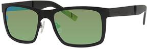 Safilo USA Polaroid 6001 Polarized Rectangle Sunglasses