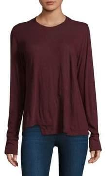 Wilt Darted Crewneck Shirt