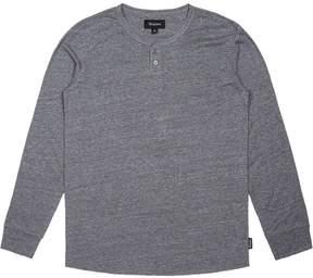 Brixton Redford Henley Knit Shirt