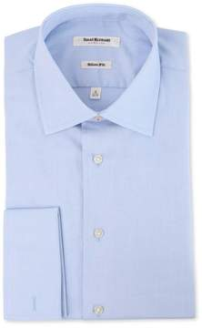 Isaac Mizrahi Slim Fit French Cuff Dress Shirt