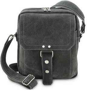 David King 6452 Distressed Shoulder Bag