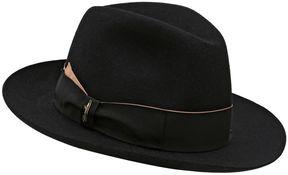 Borsalino Marengo Medium Brimmed Felt Hat