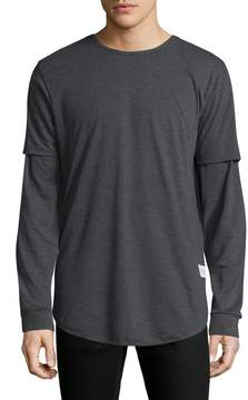 Kinetix Men's Highland Crewneck Tee