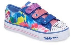 Skechers Girl's Twinkle Toes Shuffles Sneaker
