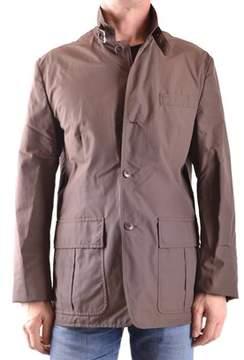 Gant Men's Brown Cotton Outerwear Jacket.