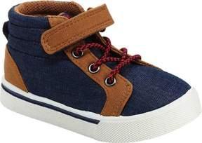 Osh Kosh Jeremiah High Top Sneaker (Infant/Toddler Boys')