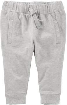 Osh Kosh Baby Boy Fleece-Lined Jogger Pants