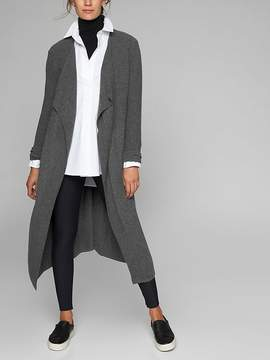 Athleta Cashmere Duster
