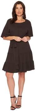 Bobeau B Collection by Angel Washed Cotton Dress Women's Dress