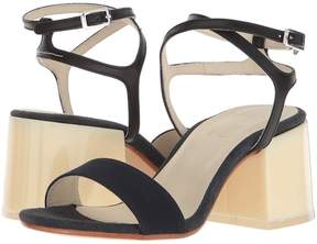 MM6 MAISON MARGIELA Mixed Material Sandal Women's Sandals