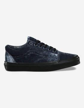 Vans Velvet Old Skool Womens Shoes