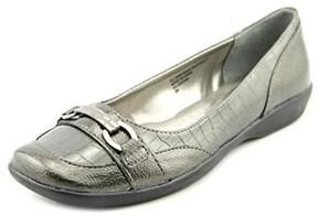 Karen Scott Orionn Women Apron Toe Synthetic Bronze Loafer.
