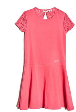 GUESS Lace Skater Dress (7-16)