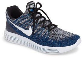 Nike Boy's Lunarepic Low Flyknit 2 Running Shoe