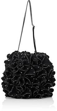 noir kei ninomiya NOIR KEI NINOMIYA WOMEN'S DIMENSIONAL SHOULDER BAG