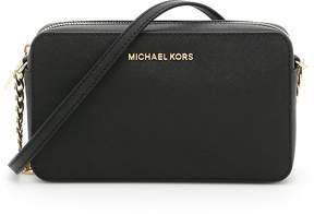MICHAEL Michael Kors Jet Set Travel Crossbody Bag - BLACK|NERO - STYLE