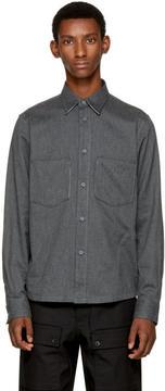 Acne Studios Grey Denver Shirt