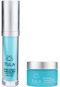 Tula Probiotic Skincare Exfoliate & Refresh Set