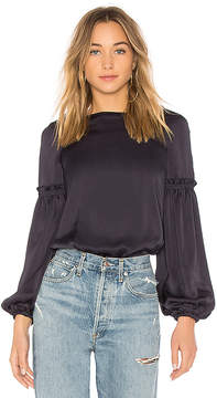 Bailey 44 Blood Bond Exaggerated Sleeve Top