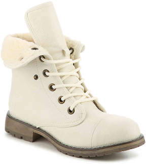 Chinese Laundry Women's Rockwell Combat Boot