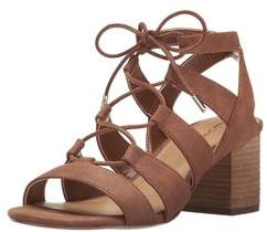 Call it SPRING Womens Ereissa Open Toe Casual Ankle Strap Sandals.