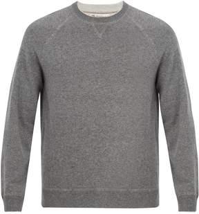 Brunello Cucinelli Crew-neck wool blend sweater