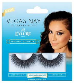 Eylure Vegas Nay False Eyelashes - Grand Glamour