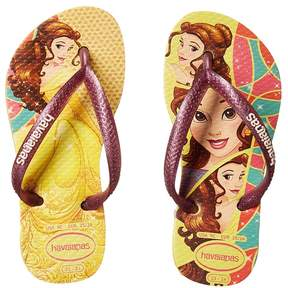 Havaianas Slim Princess Flip Flops (Toddler/Little Kid/Big Kid)