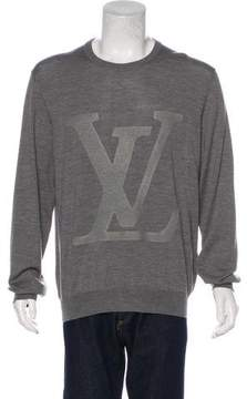 Louis Vuitton Wool Logo Sweater