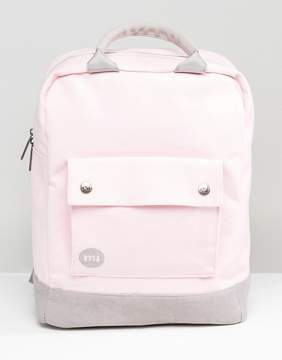 Mi-Pac Tote Backpack in Blush Pink