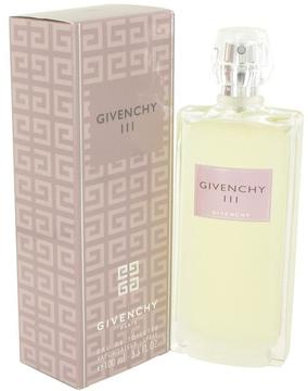 Givenchy III by Givenchy Eau De Toilette Spray for Women (3.3 oz)