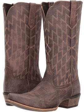 Ariat Heritage Southwestern X-Toe Cowboy Boots