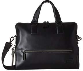 Tumi Harrison - Taylor Portfolio Brief Briefcase Bags