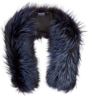 Woolrich Fox Fur Scarf