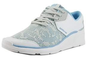 Supra Noiz Women Us 9 White Sneakers.