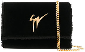 Giuseppe Zanotti Design Signature shoulder bag