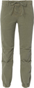 Nili Lotan Lace-Up Crop Military Pants
