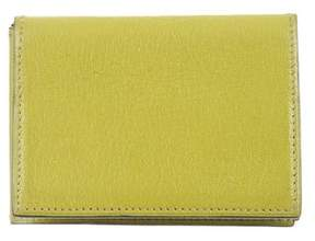 Hermes Guernesey Card Case - GREEN - STYLE
