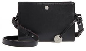 Lodis Business Chic Pheobe Rfid-Protected Leather Crossbody Bag - Black