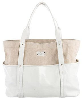 Kate Spade Shady Side Market Tote - NEUTRALS - STYLE