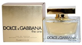 The One by Dolce & Gabbana Eau de Parfum Women's Spray Perfume